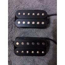 2 Captadores Ponte E Braço Guitarra Ibanez