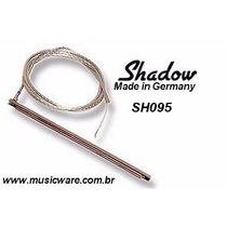 Captador De Rastilho Shadow Para Violão De Aço