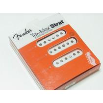 Set Captadores Fender Tex Mex - O Melhor Custo X Benefício!