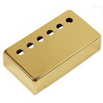 Capa Dourada Metal Cover Captador Duplo Ponte Humbucker 52mm