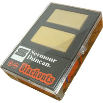 Set 2 Captadores Seymor Duncan Blackouts Ahb-1s Gold