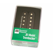 Captadores Seymour Duncan Hot Rodded Set F-spaced Preto Usa