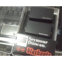 Kit Captadores Seymour Duncan Blackout S- Melhor Que Emg