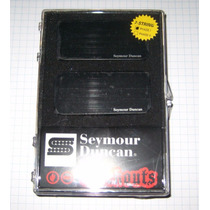 Seymour Duncan Ahb-1s Blackout Active Set 7 String Phase 1