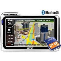 Atualização Gps Igo 8.4 3d + Cartão 2gb+adaptador - Aquarius