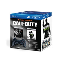 Controle Ps3 Com Jogos Call Of Duty: Black Ops 2 + Mw3