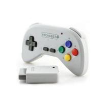 Controle Super Nintendo Sem Fio Snes Wireless Até 15 Metros