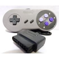 Controle Super Nes Super Nintendo