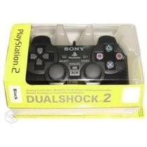 Controle Sony Ps2 Original Dual Shock 2 Lacrado