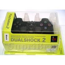 Controle Sony Ps2 100% Original Dual Shock 2 Com Garantia