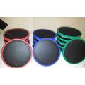 Drums Pads Replacement Drum - Bateria Guitar Hero World Tour