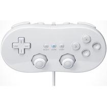 Controle Wii Classico Joypad Classic Nintendo Wii