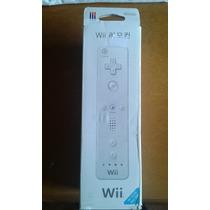 Wii Remote Wiimote Controle Nintendo Wii Original Lacrado