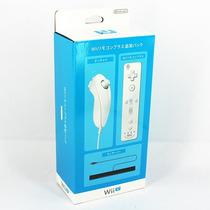 Remote Plus + Nunchuk + Barra Sensor| Nintendo Wiiu Original
