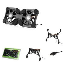 Cooler Usb Fan Exaustor De Calor P/ Microsoft Xbox 360 Slim