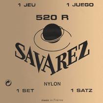 Encordoamento Savarez 520r Para Violão Nylon Alta Tensão