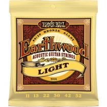 Encordoamento Para Violão 011 Ernie Ball Earthwood 2004