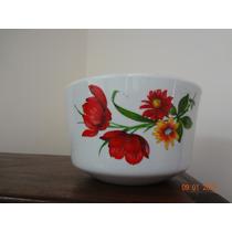 Tigela Em Porcelana Brasileira - Bela Vista