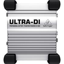 Direct Box Behringer Di100 Ultra Ativo - Loja Física
