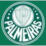 Escudo Do Palmeiras Vinil Emborrachado Termocolante !!!