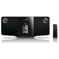 Toca Cd Rádio E Dock Philips - Dcm278 , Iphone, Ipod