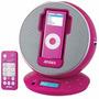 Tocador De Ipod/iphone Alarme Relogio Radio