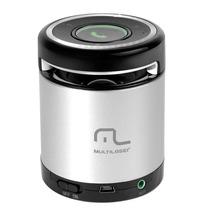 Mini Caixa De Som Portátil C/ Bluetooth 10w Rms Multilaser