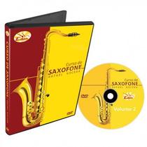 Curso Sax Em Dvd Volume 2 Edon