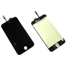 Tela Vidro Ipod Touch + Lcd Completa Ger 4 Itouch4