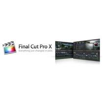 Final Cut Pro X 10.1.2 + Motion 5.1 + Compressor 4.1