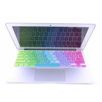 Capa Película De Silicone Para Teclado Macbook Pro Air Mac+