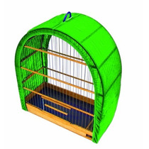 Capa De Gaiola Lateral Aves Pacote 12 Unidades Pet Shop N5
