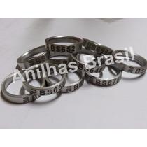 Anilhas De Alumínio 20,0mm - Anilhas Para Pavão