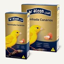 Alimento Canários Farinhada Ovo Alcon Club 5kg Frete Grátis
