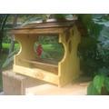 Alimentador Para Pássaros Silvestres