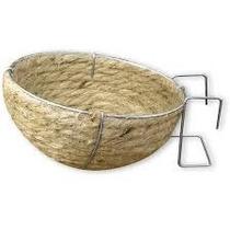 Ninho De Corda Para Canário Belga