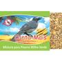 Alimento Ração Mistura P/ Pixarro Milho Verde Canta Mais 3kg