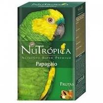 Ração Nutrópica Papagaio Com Frutas 300gr