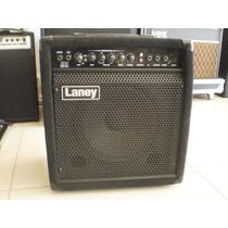 Cubo Amplificador Baixo Laney Rb 2 30 Watts Semi Novo