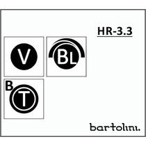 Circuito Bartolini Contra-baixo 3 Pot