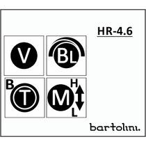 Circuito Bartolini Contra-baixo 4 Pot