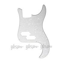 Escudo Plástico Baixo Precision White Pearl