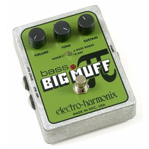 Pedal Electro Harmonix Bass Big Muff Pi Sustainer (18544 )