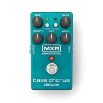Oferta ! Dunlop M83 Pedal Mxr Bass Chorus Deluxe Para Baixo