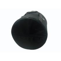 Capa Bag P/ Tom De Bateria 14 X 14 Com Acessórios Metálicos
