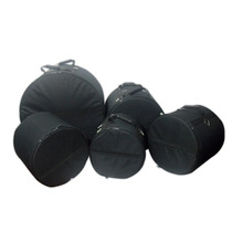 Kit De Bags:tom 10x8, 12x9, 14x10,surdo 16x12 E Caixa 14x5,5
