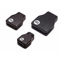 Kit 3 Meinl Cajon Castanet Small Medium Large Castanhola