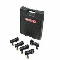 Microfone P/ Bateria Nady Kit Com 5 Mics - Dmk5