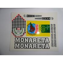 Adesivo Monark Monareta 73 - Frete Grátis