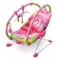 Cadeira De Balanço Gymini Bouncer Tiny Princess - Tiny Love